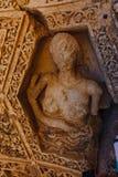 _ Baalbek forntida stad i Libanon Royaltyfria Foton