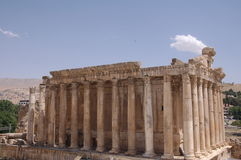 Baalbek, Lebanon Stock Photos
