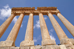 Baalbek, Lebanon Royalty Free Stock Images