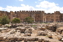 Baalbek, Lebanon Royalty Free Stock Photos