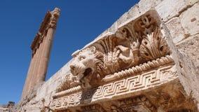 Baalbek. Lebanon Royalty Free Stock Images