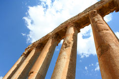 Baalbek, Lebanon, Middle East Royalty Free Stock Photos