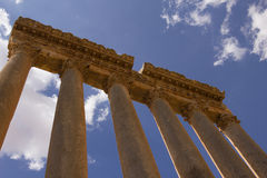 Baalbek, Lebanon, Middle East Stock Photography