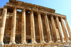Baalbek, Lebanon, Middle East Royalty Free Stock Photography