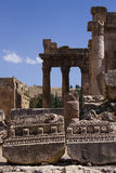 Baalbek, Lebanon, Middle East Stock Image
