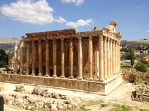 Baalbek, Lebanon Stock Image