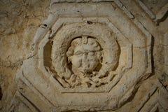 Baalbek Libano fotografia stock libera da diritti