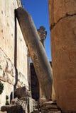 Baalbek ruins Stock Images
