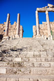 Baalbek ruins Royalty Free Stock Photos