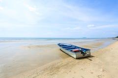 Baan groodstrand, Prachuap Khiri Khan, Thailand Fotografering för Bildbyråer