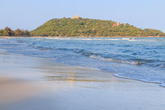 Baan Klood Beach,thailand. Royalty Free Stock Images