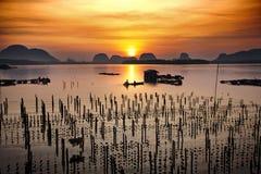 Baan Sam Chong Tai Fotografia Stock