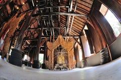 Baan Si Dum Museum Royalty Free Stock Photos