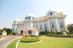 Baan Sukhawadee, casa di Sukhawadee Fotografie Stock