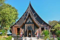 Baan-Verdammung in Chiang Rai Thailand 3 Lizenzfreie Stockfotografie