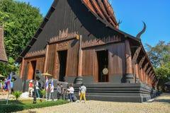 Baan-Verdammung in Chiang Rai Thailand 6 Lizenzfreie Stockfotos