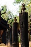 Baandam-Museum in ChiangRai, Thailand Lizenzfreies Stockbild