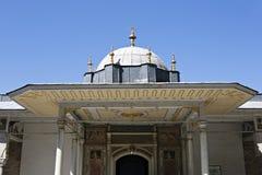 Babüssaade, Topkapi Palace Stock Photography