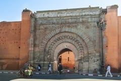 Bab Agnaou Marrakech Royalty Free Stock Photo
