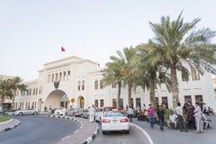 Bab al bahrain manama bahrain Stock Photography