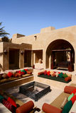 Bab Al-Shams Desert Resort Stock Image