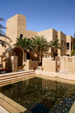 Bab Al-Shams Desert Resort Stock Images