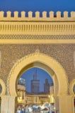 bab bou fezu bramy jeloud Morocco Obraz Stock