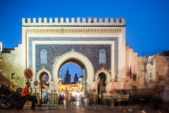 Bab Boujloud, Fes Royalty Free Stock Images