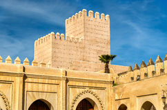 Bab Dekkakin, a gate of Fes, Morocco Stock Photos