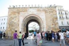Bab El Bhar Stock Images