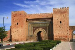 Bab el-Khemis Royalty Free Stock Photos