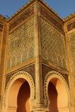 Bab el Mansour Royalty Free Stock Photo