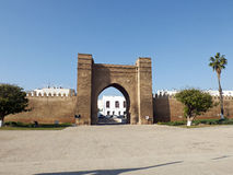 Bab El Mrissa. Rabat, Morocco. North Africa. Stock Photos
