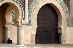 Bab Gr Mansour Stock Fotografie
