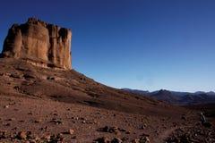Bab N'Ali, Djebel Saghro (Morocco) Royalty Free Stock Image