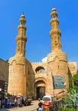 The Bab Zuweila Gates Stock Photo