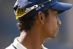 Baba Aparajith cricketer Stock Images