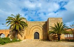 Baba brama w Rabat er, Maroko Zdjęcia Stock