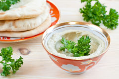 Baba ganoush Stock Images