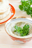 Baba ganoush Royalty Free Stock Photography