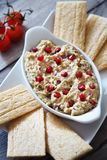 Baba Ghanouj Royalty Free Stock Images