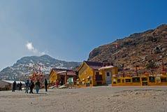 Baba Mandir: heiligdom van Baba Harbhajan singh Stock Foto's