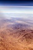 The Baba Mountain range. Of the Hindu Kush between Kabul and Kandahar in Afghanistan Royalty Free Stock Photos