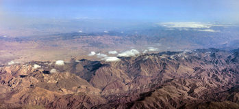 The Baba Mountain range. Of the Hindu Kush between Kabul and Kandahar in Afghanistan Royalty Free Stock Images