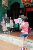 Baba Nyonya Museum in Melaka Royalty Free Stock Photos