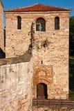 Baba Vida Entrance. The entrance to the Baba Vida fortress in Vidin, Bulgaria Stock Images