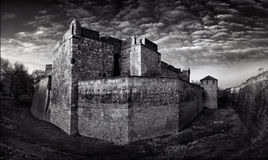 Baba Vida Fortress Royaltyfri Fotografi