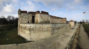 Baba Vida Fortress, Vidin, Bulgária imagem de stock royalty free