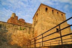Baba Vida Fortress, Vidin, Bulgaria Royalty Free Stock Image