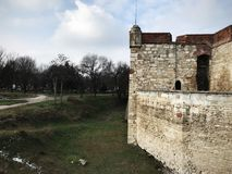 Baba Vida Fortress, Vidin, Bulgarie photos libres de droits